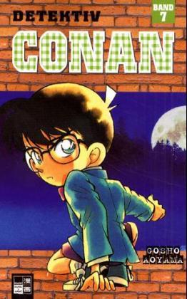 Detektiv Conan 7 - Gosho Aoyama