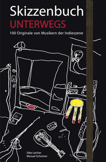 Skizzenbuch Unterwegs. 100 Originale von Musike...