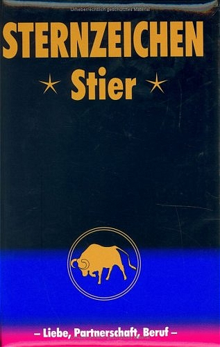 Stier: Horoskope-Bücher: Liebe - Partnerschaft ...
