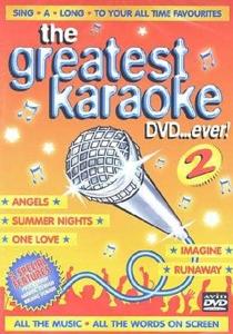 Karaoke - Greatest Karaoke Video...Ever 2 [UK I...