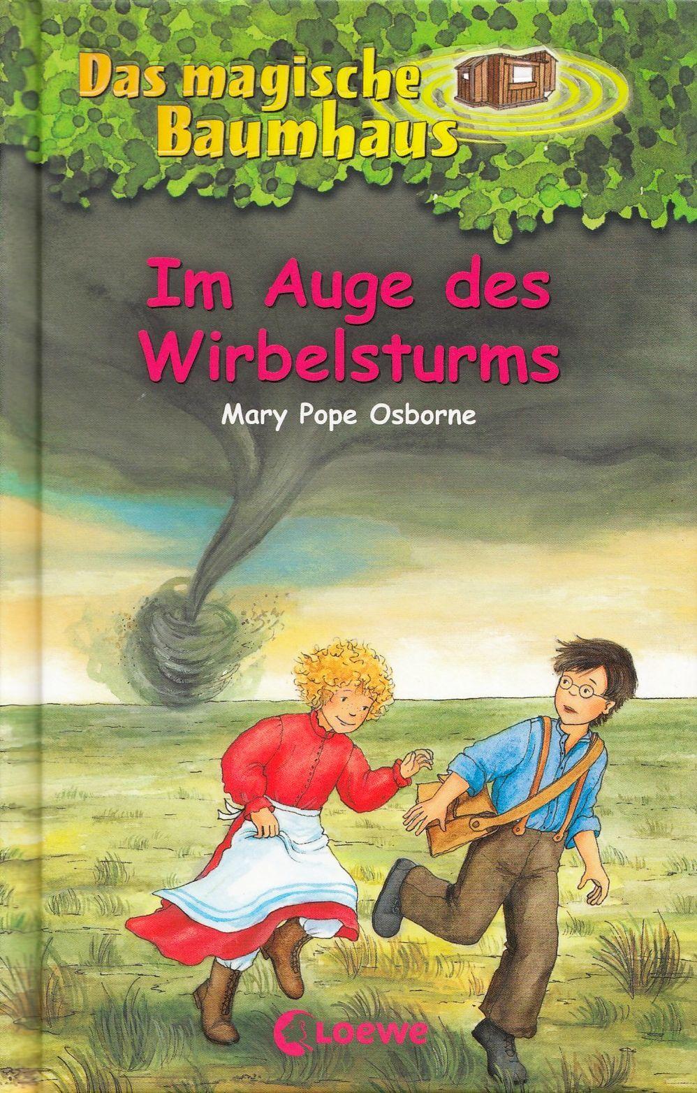 Das magische Baumhaus (Bd. 20): Im Auge des Wirbelsturms - Mary Pope Osborne