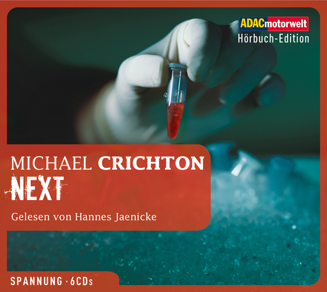 Next - Michael Crichton [6 Audio CDs]