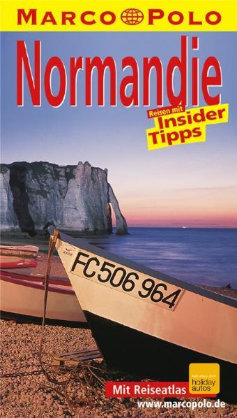 Marco Polo Reiseführer Normandie - Hans-Peter Reiser