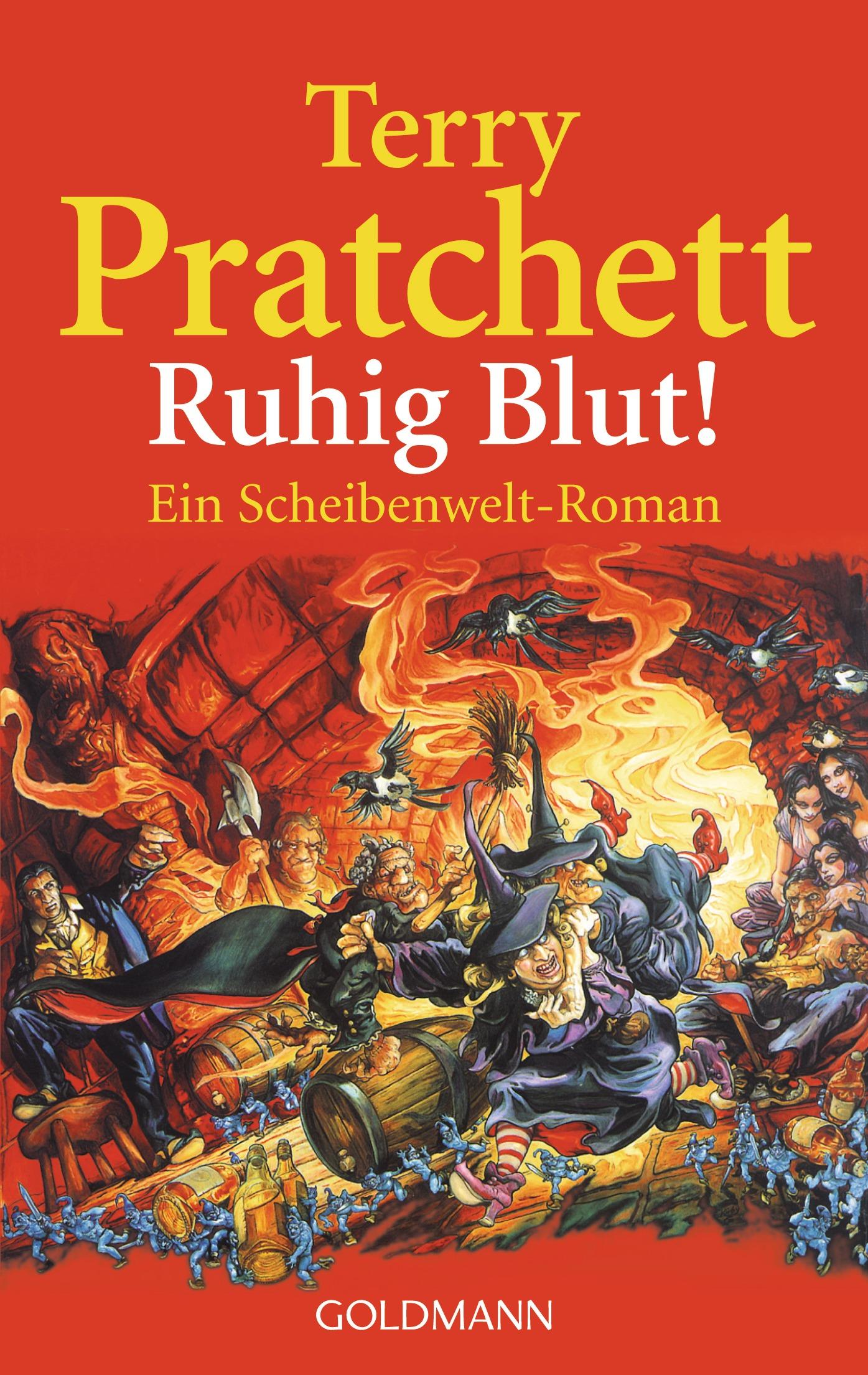 Ruhig Blut! - Ein Scheibenwelt-Roman - Terry Pratchett