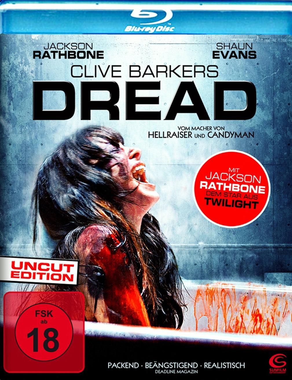 Clive Barker´s Dread [Uncut Edition]