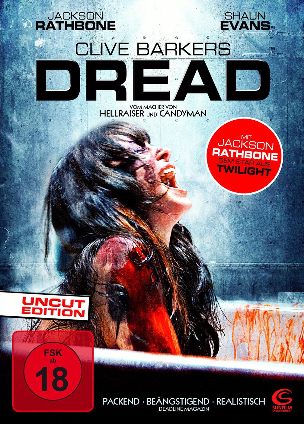 Dread - uncut Edition