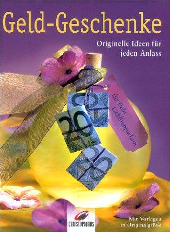 Geld-Geschenke - Susanne Fankhauser