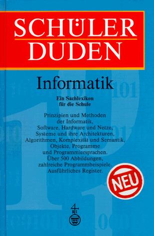 (Duden) Schülerduden, Informatik - Volker Claus