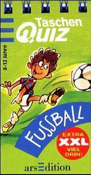 Taschenquiz, Fussball - Kathi Kappler