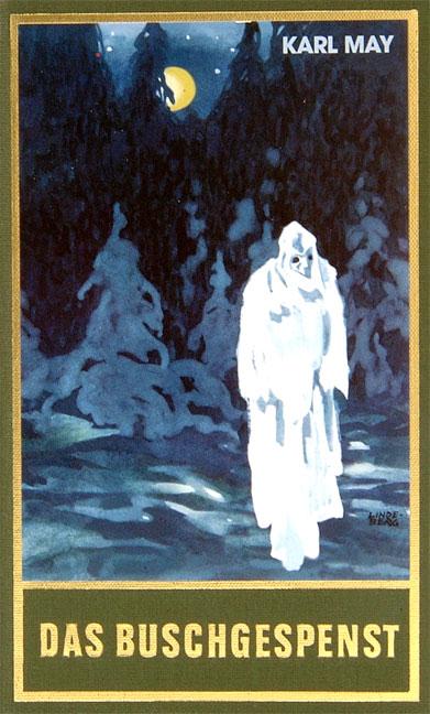 Gesammelte Werke - Band 64: Das Buschgespenst - Karl May