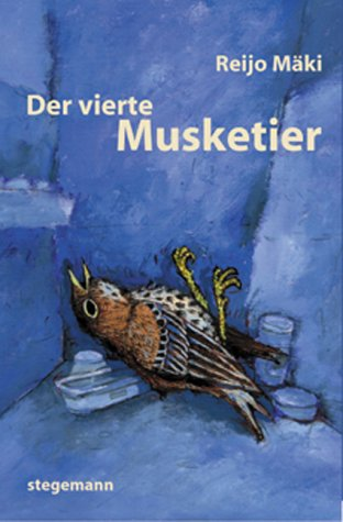 Der vierte Musketier - Reijo Mäki