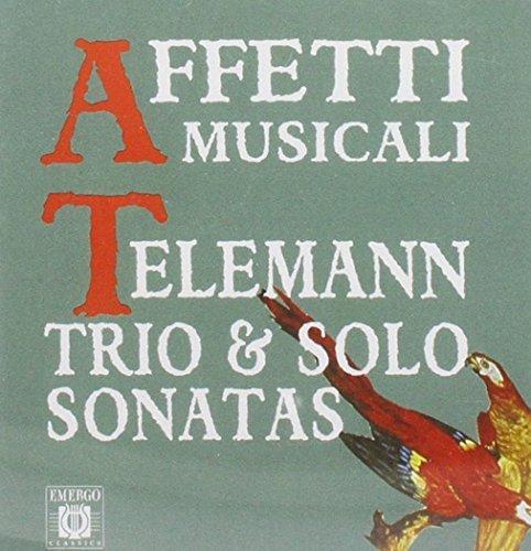 Affetti Musicali - Trio & Solo Sonatas