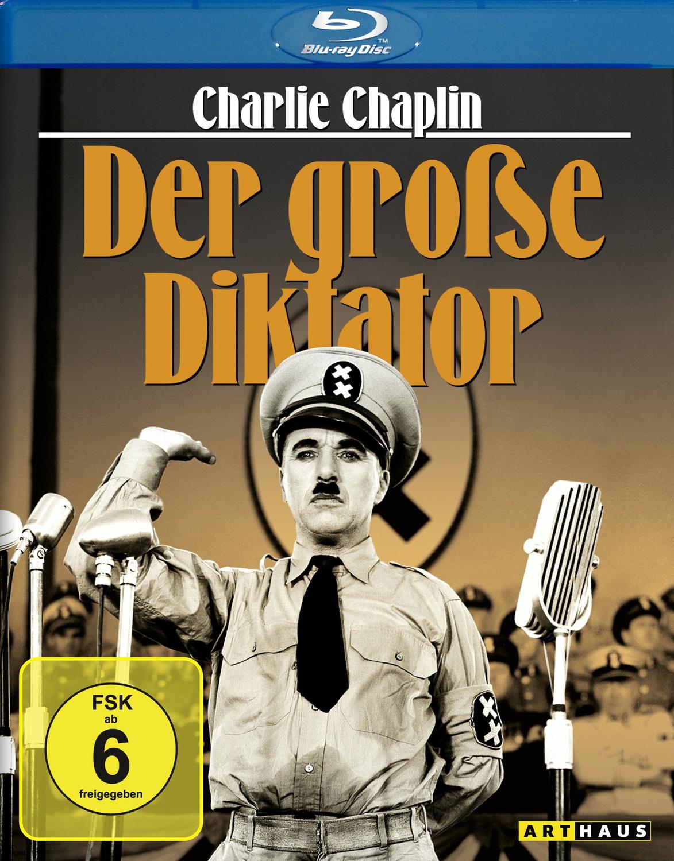 Charlie Chaplin: Der große Diktator