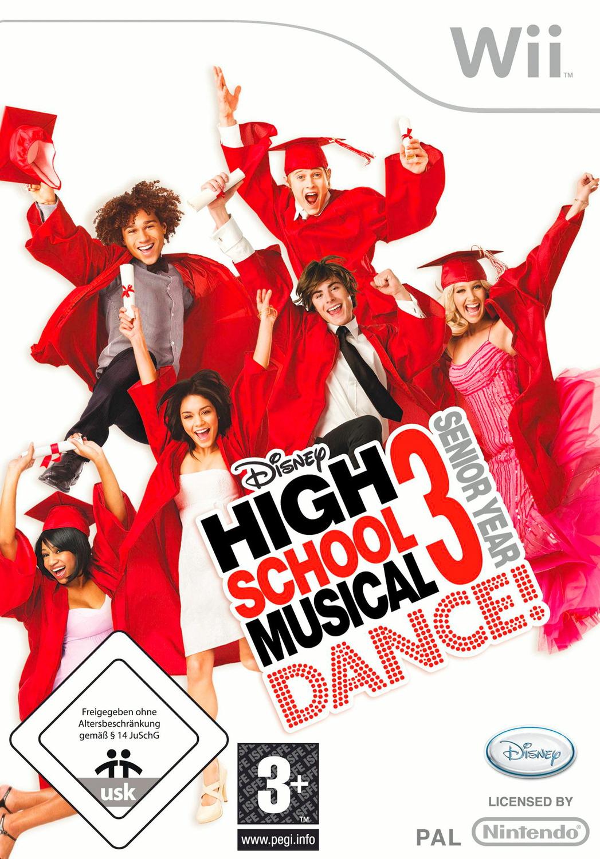 High School Musical 3: Senior High Year - Dance...