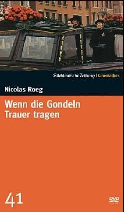Sueddeutsche Zeitung Cinemathek 41: Nicolas Roeg - Wenn die Gondeln Trauer tragen