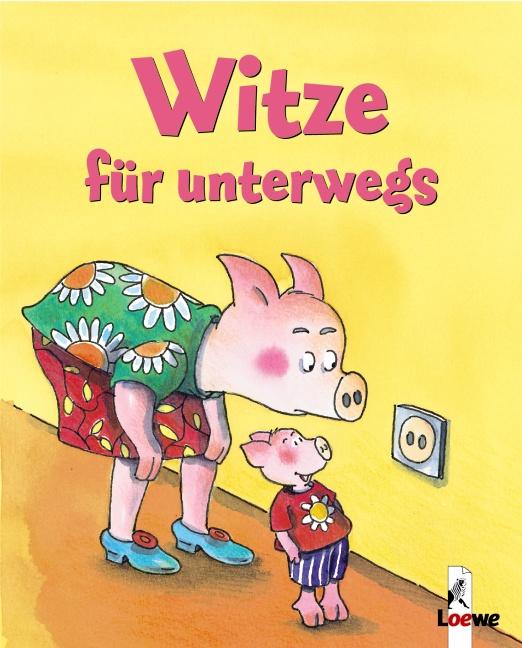 Witze für unterwegs - Nikolaus Lenz