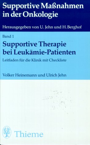 Supportive Therapie bei Leukämie- Patienten. Le...
