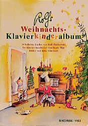 Rolfs Weihnachts-Klavierkinderalbum: 14 beliebte Lieder - Rolf Zuckowski
