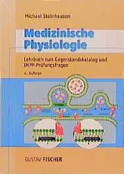 Medizinische Physiologie, in 2 Tln., Lehrbuch - Michael Steinhausen