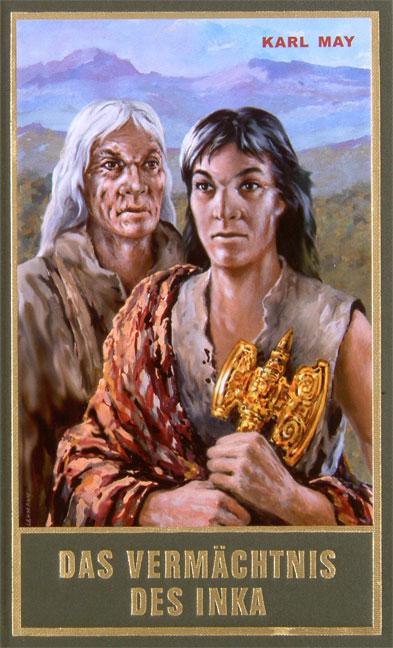 Gesammelte Werke - Band 39: Das Vermächtnis des Inka - Karl May