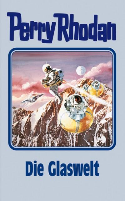 Perry Rhodan - Band 98: Die Glaswelt [Silbereinband]