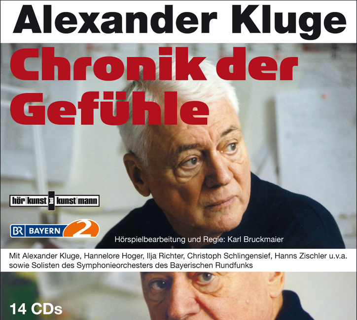 Chronik der Gefühle: Episoden-Hörspiel - Alexan...