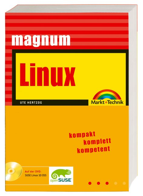 Linux, mit DVD - Ute Hertzog