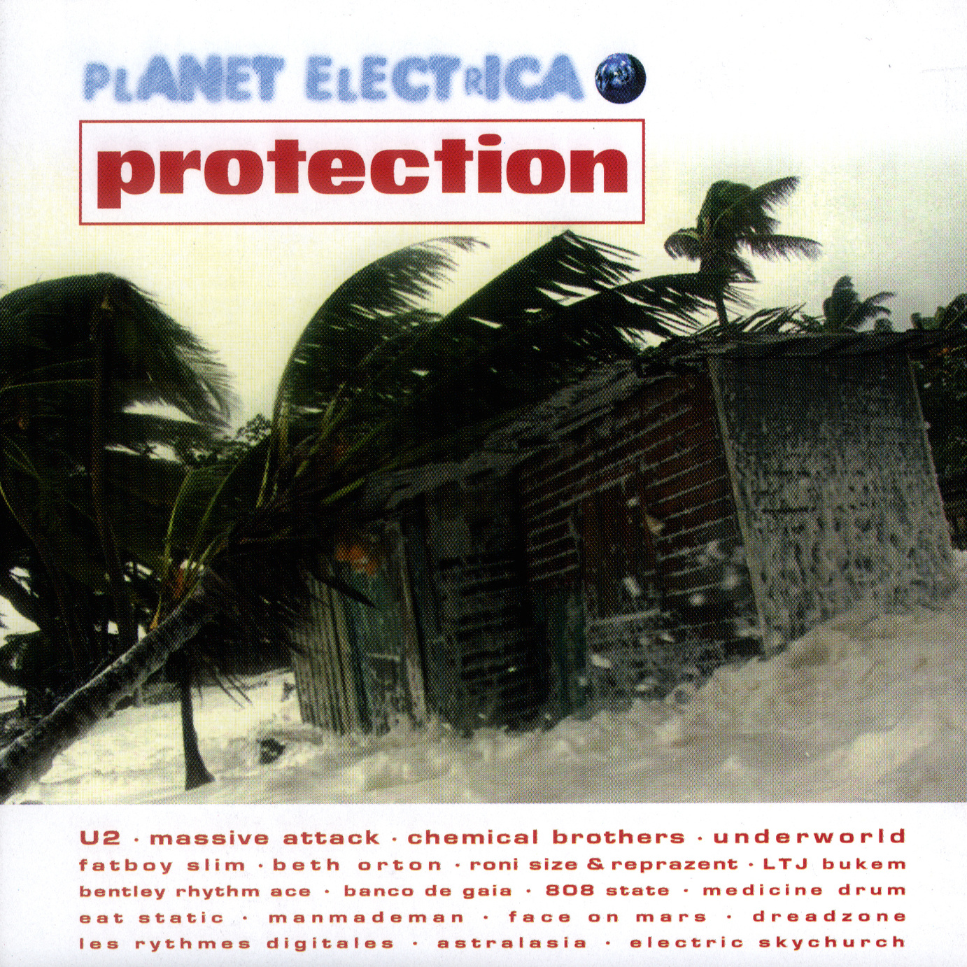 Various - Planet Electrica Protection