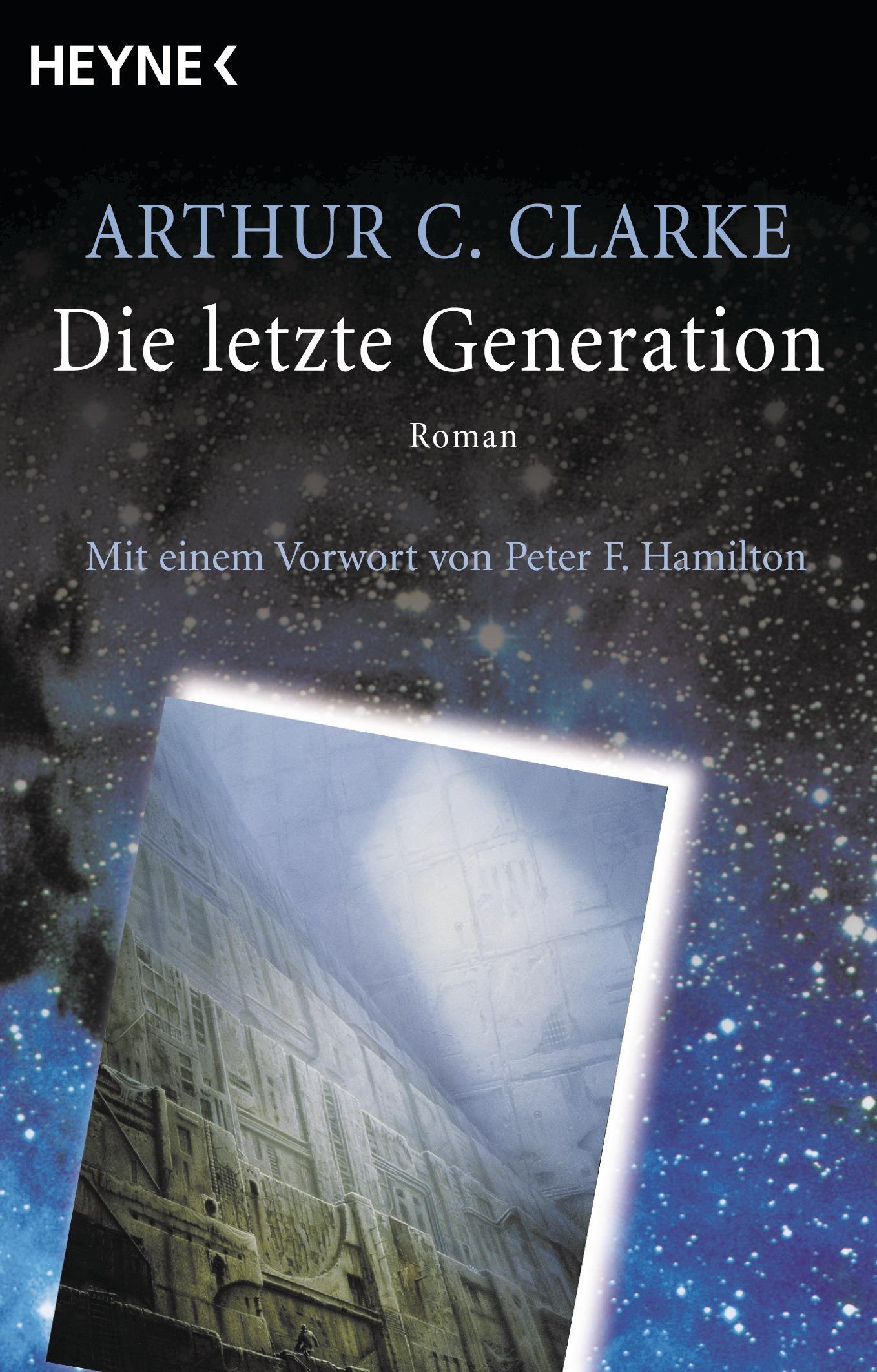 Die letzte Generation - Arthur C. Clarke