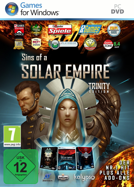 Sins of a Solar Empire - Trinity