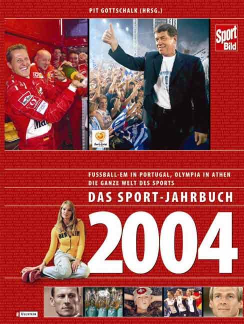 Das Sport-Jahrbuch 2004 - Pit Gottschalk