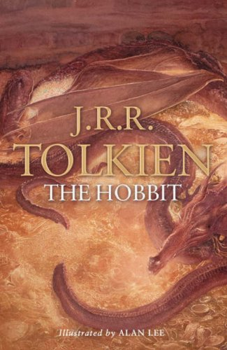 The Hobbit. Or there and back again. Illustrated Edition - John Ronald Reuel Tolkien