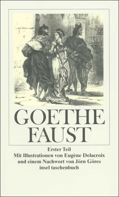 Faust - Erster Teil - Johann Wolfgang Goethe