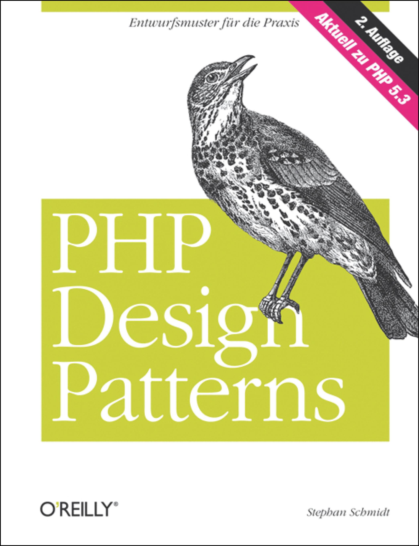 PHP Design Patterns - Stephan Schmidt