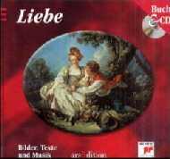Liebe: Bilder, Texte und Musik [Buch mit Audio CD]