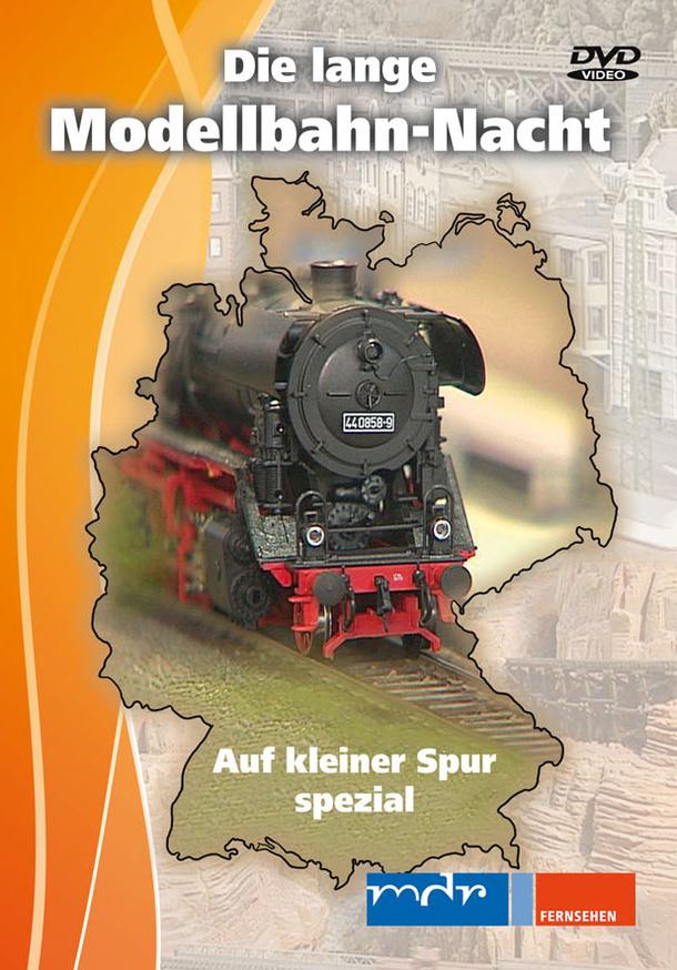 Die lange Modellbahn-Nacht - Auf kleiner Spur S...