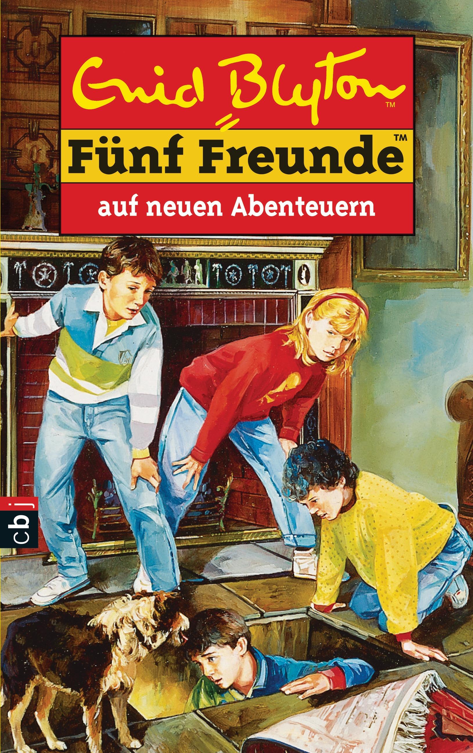 Fünf Freunde: Band 2 - Fünf Freunde auf neuen Abenteuern - Enid Blyton [Gebundene Ausgabe]