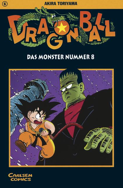 Dragon Ball Bd. 6 - Akira Toriyama