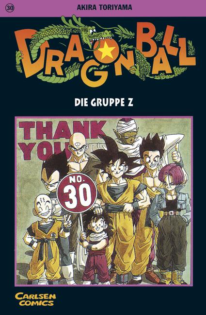 Dragon Ball Bd. 30 - Akira Toriyama