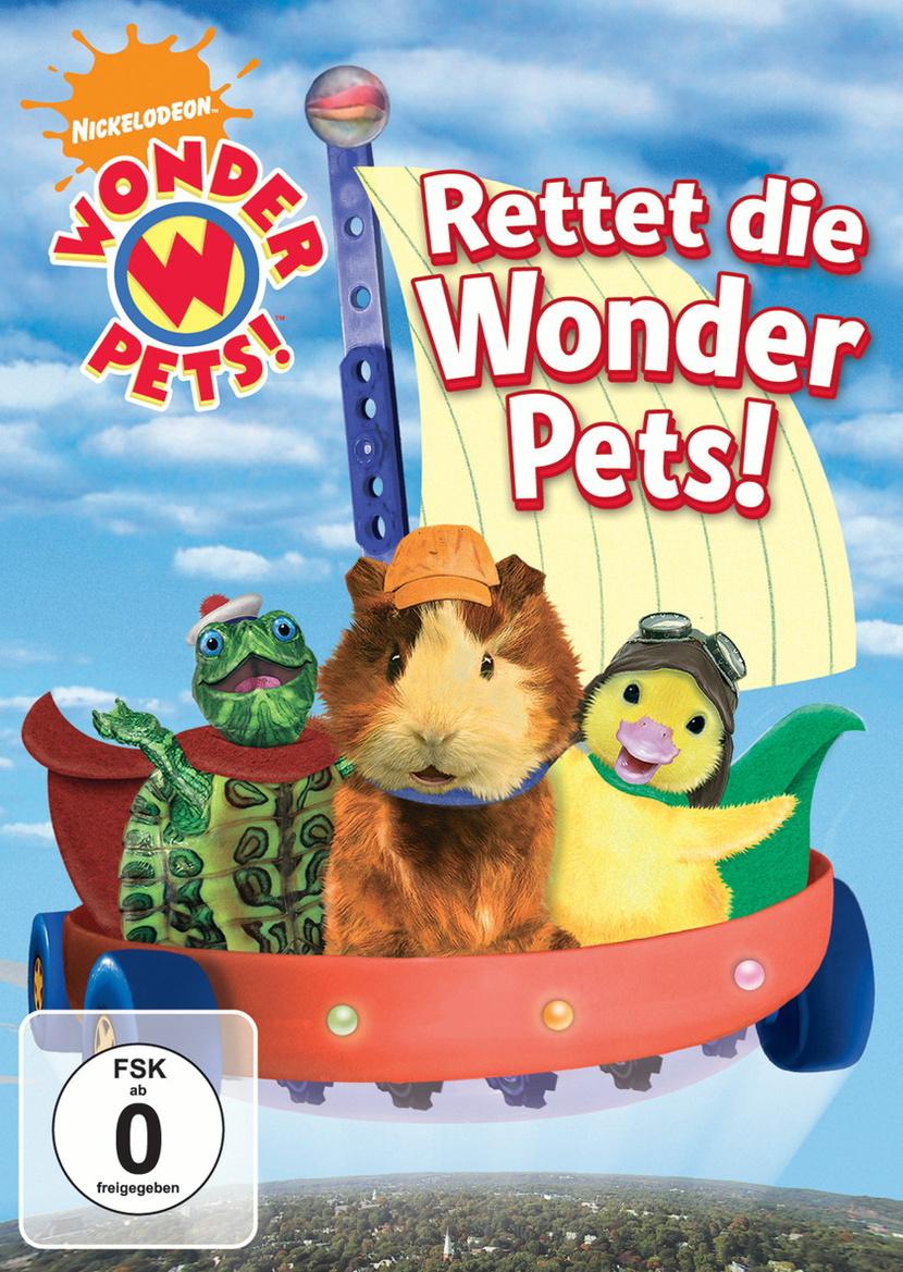 Wonderpets: Rettet die Wonder Pets