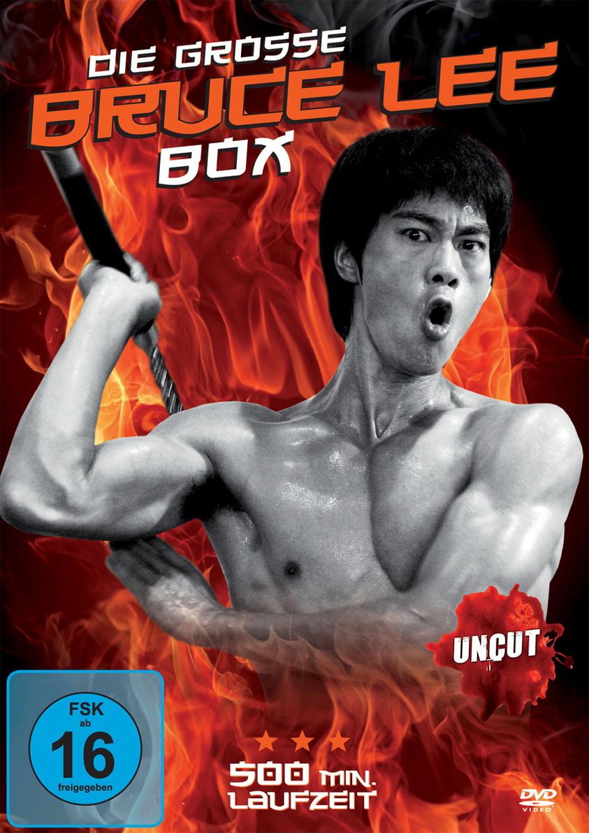 Die große Bruce Lee Box (2 DVD´s)