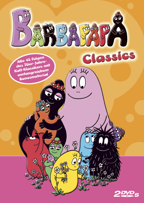 Barbapapa Classics (2 DVDs)