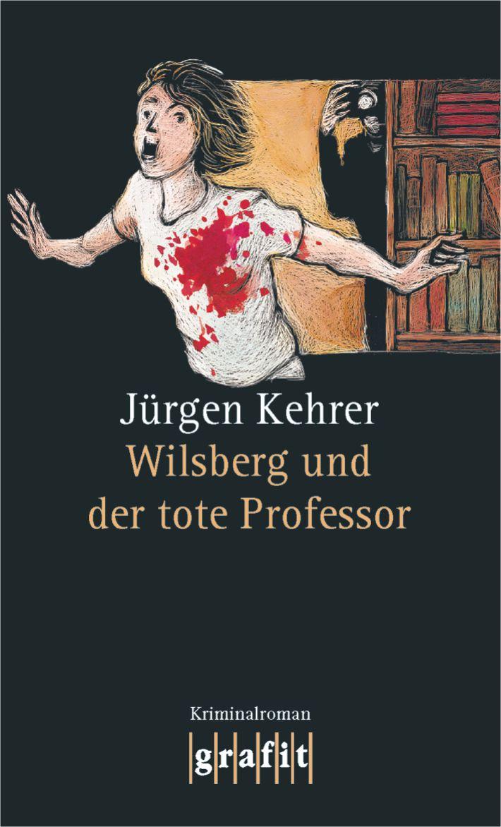 Wilsberg und der tote Professor - Jürgen Kehrer