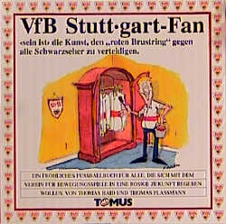 VfB Stuttgart-Fan - Thomas Haid