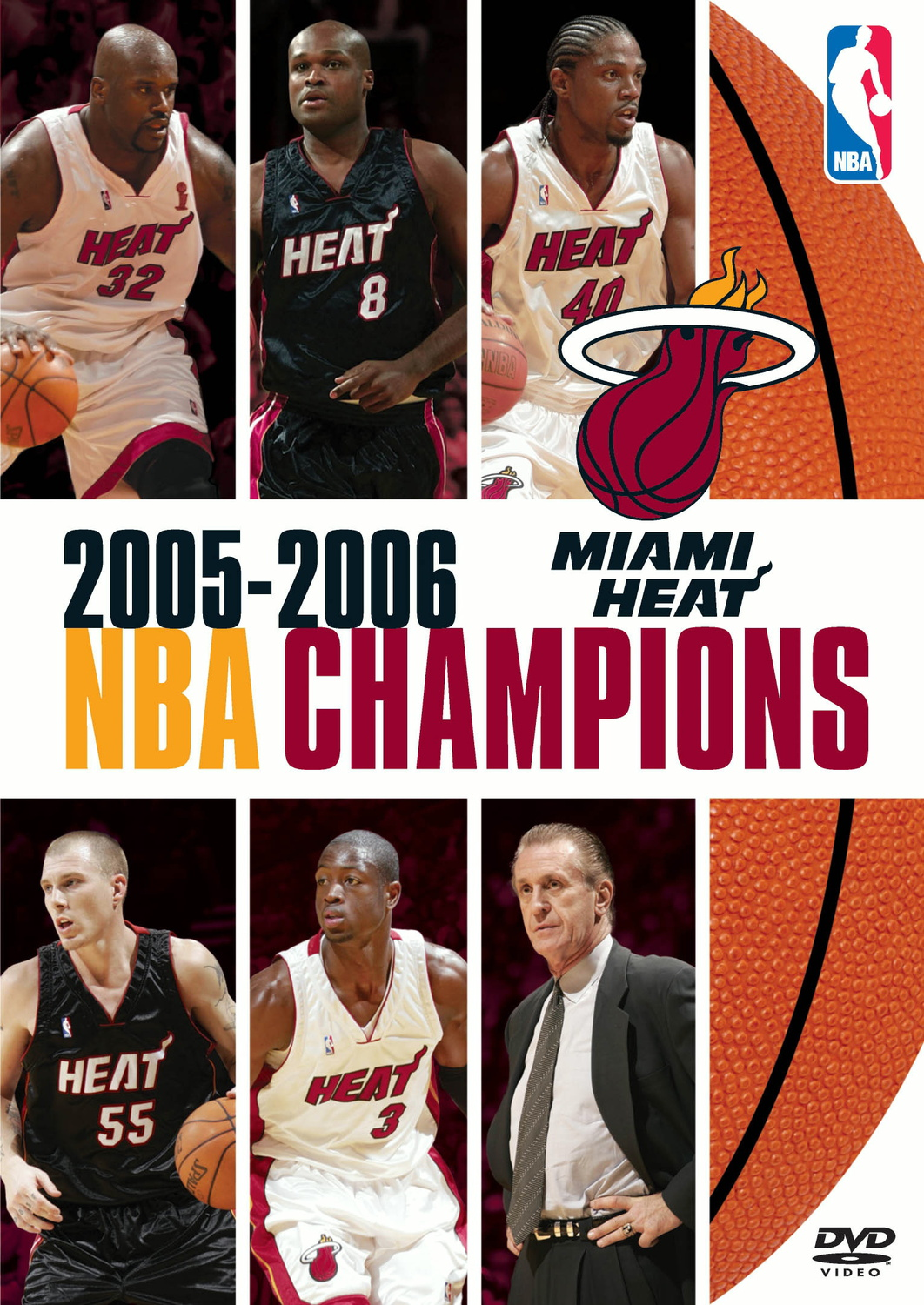 NBA Champions 2005-2006: Miami Heat