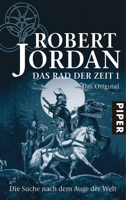 Das Rad der Zeit - Band 1: Die Suche nach dem Auge der Welt - Robert Jordan
