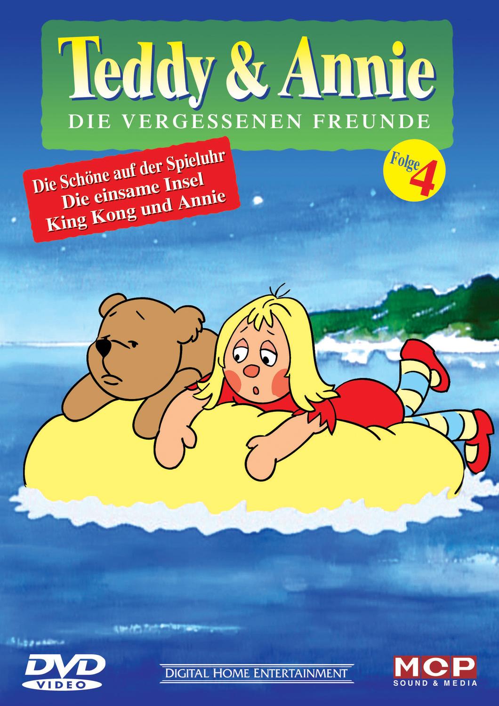 Teddy & Annie, Folge 04 - Die Schöne auf der Spieluhr