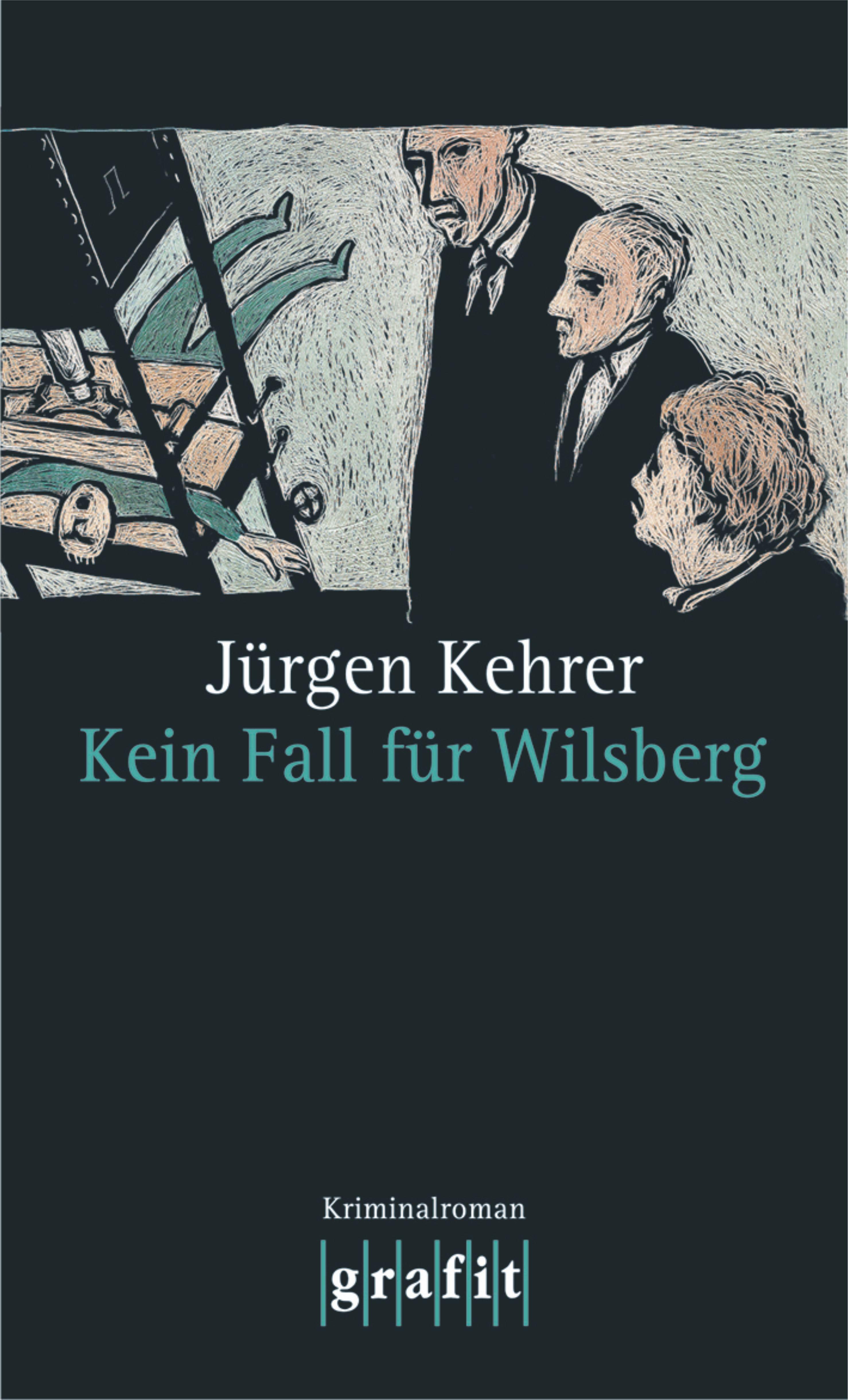 Kein Fall für Wilsberg - Jürgen Kehrer