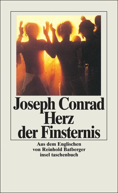Herz der Finsternis - Joseph Conrad