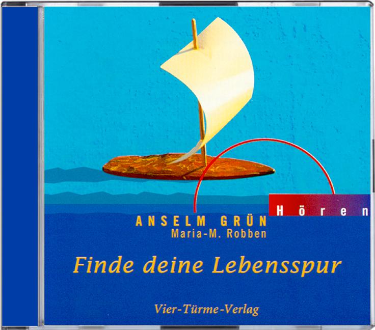 Finde deine Lebensspur - Anselm Grün [Audio CD]